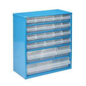 casier de rangement mac allister plastique 24 tiroirs castorama. Black Bedroom Furniture Sets. Home Design Ideas
