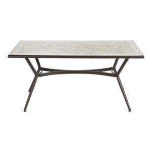 Table de jardin Sofia 160 x 90 cm | Castorama