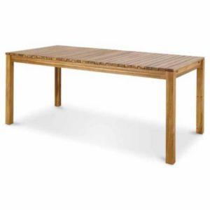 Table de jardin Denia 180/228 x 90 cm | Castorama