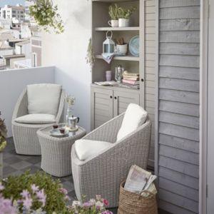 Salon de jardin Pilares | Castorama