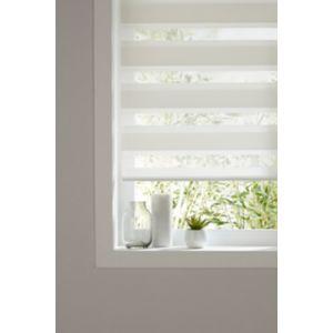 Store enrouleur COLOURS Elin jour nuit blanc 90 x 240 cm | Castorama