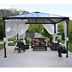 Tonnelle De Jardin Pergola Et Tente De Réception Castorama