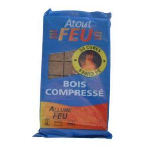 Bois De Chauffage Granule Et Allume Feu Castorama