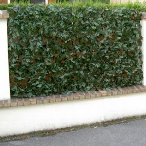 Treillis fleuri artificiel 2 x h.1 m | Castorama