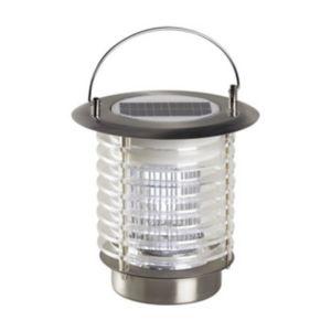 3wCastorama Anti Lumisky 0 Fly À Inox Extérieure Poser Solaire Chromé Lampe Moustiques nmOvNy80wP