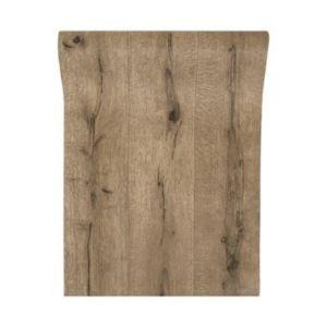 Papier Peint Vinyle Sur Intissé Bois Gris Castorama