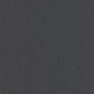 Papier peint vinyle sur intissé Erismann Visio uni gris foncé ...