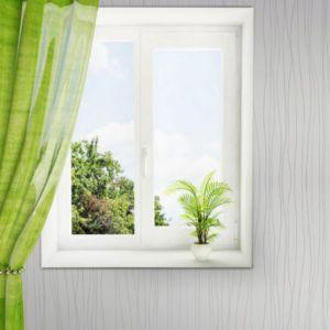 Papier peint vinyle expans sur intiss superfresco for Papier peint blanc argent