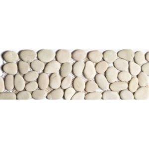 carrelage galet castorama good carrelage galet castorama galets en marbre mat blanc mm kg with. Black Bedroom Furniture Sets. Home Design Ideas