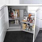 rangement int rieur meuble de cuisine castorama. Black Bedroom Furniture Sets. Home Design Ideas