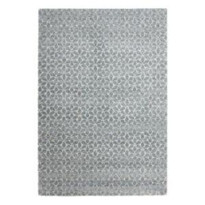 Tapis Gris Motifs Géométriques Blancs X Cm Castorama - Plinthe carrelage et tapis enfant jaune
