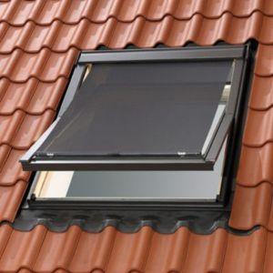 Store Extérieur Fenêtre De Toit Velux Mhl 5060 Sk00 Gris Castorama
