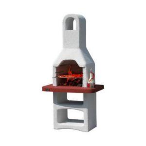 barbecue fixe b ton sunday denver castorama. Black Bedroom Furniture Sets. Home Design Ideas