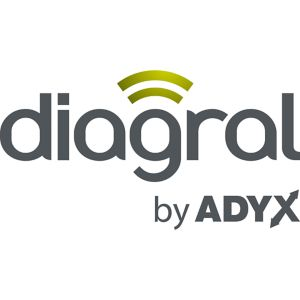Diagral By Adyx logo