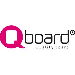 Q-BOARD logo