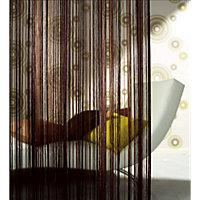 Voir Rideau de fil et portière details