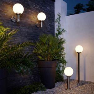 luminaire exterieur fleur