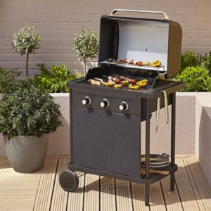 Voir Barbecue details