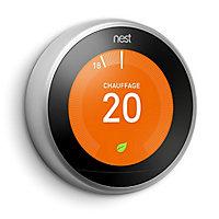 Voir Robinet thermostatique et manuel pour radiateur eau chaude details