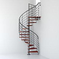 escalier rampe et balustrade castorama. Black Bedroom Furniture Sets. Home Design Ideas