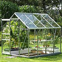 Voir Serre de jardin details
