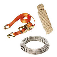 Voir Corde, sangle, sandow, chaîne et cable details