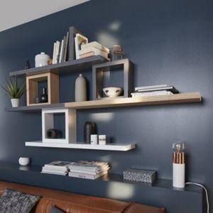 Voir Tablette et meuble de rangement details