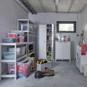 Voir Etagère et armoire details