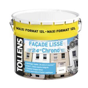 Voir Peinture façade extérieure lisse details