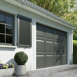 Voir Porte extérieure, de service et porte de garage details