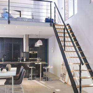 Voir Escalier, rampe et balustrade details