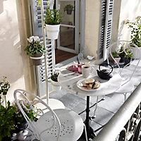 Voir Support et soucoupe pour jardinière details