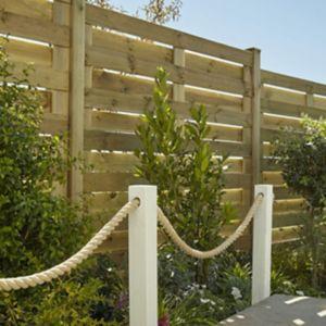 Voir Accessoire et poteau pour clôture et panneau details