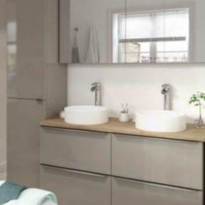 Voir Plan de travail salle de bains details