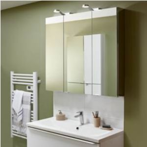 Voir Armoire de toilette details