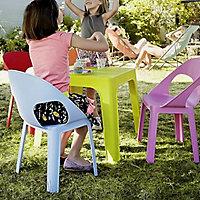 Voir Mobilier de jardin pour enfant details