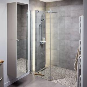 paroi de douche italienne castorama