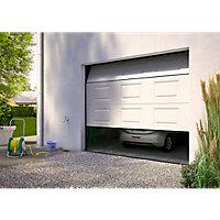Porte Extérieure De Service Et Porte De Garage Castorama