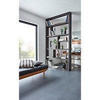 Voir Le salon d'une maison contemporaine details