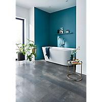 Voir La salle de bains d'une maison contemporaine details