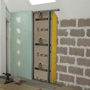 Voir Isolation des murs details