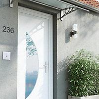 Porte Extérieure De Service Et Porte De Garage Castorama - Porte exterieur castorama