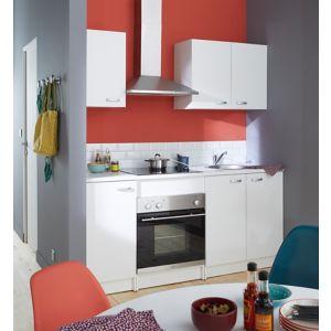Voir Cuisine 1er prix et meuble sous évier details