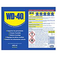 Produit Multifonction WD-40 400ml