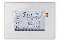 Programmateur fil pilote + récepteur Somfy