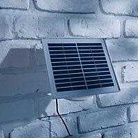 Projecteur à détection LED double tête Blooma Brampton noir 2 x 7,5W IP44