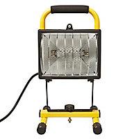 Projecteur de chantier portable halogène 400W