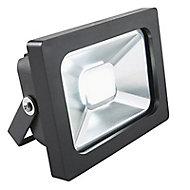 Projecteur LED Blooma Manta noir 10W