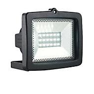 Projecteur LED Blooma Simon noir 18x0,5W