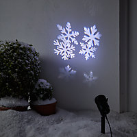 Projecteur LED noël